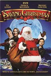 Saving Christmas Poster