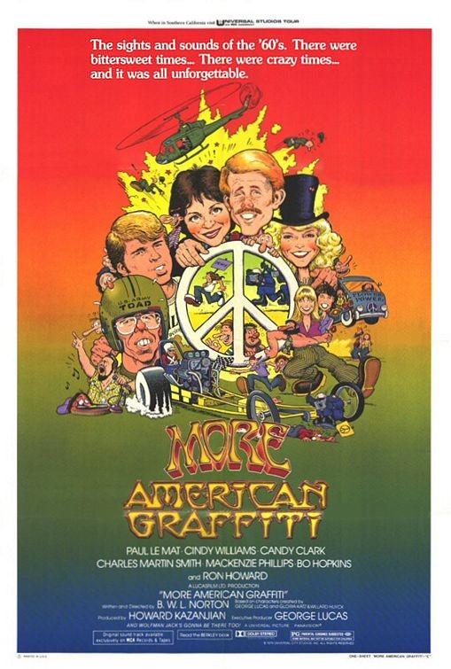 American Graffiti (1973) & More American Graffiti (1979) MV5BYjdiNTdmOWItZmEyMC00MTdjLWE0ZDItOGY1MTA2MDAxZDk5XkEyXkFqcGdeQXVyNjUwNzk3NDc@._V1_