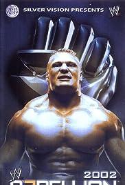 WWE Rebellion Poster
