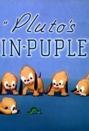 Pluto's Quin-puplets Poster