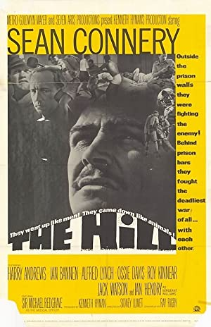 The Hill (1965) HD 720P