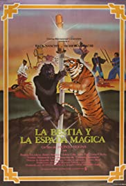 The Beast and the Magic Sword Poster