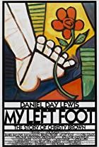 My Left Foot (1989) Poster