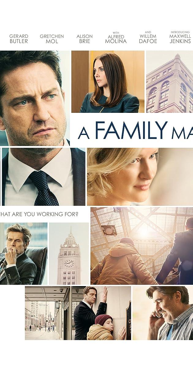 Seimos zmogus / A Family Man (2016) parsisiusti atsisiusti filma nemokamai
