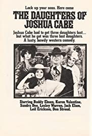 The Daughters of Joshua Cabe (1972) Poster - Movie Forum, Cast, Reviews