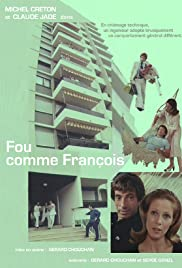 Fou comme François Poster