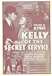 Kelly of the Secret Service Poster