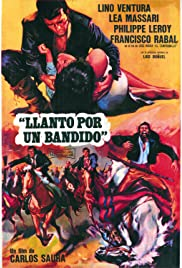 Weeping for a Bandit Poster