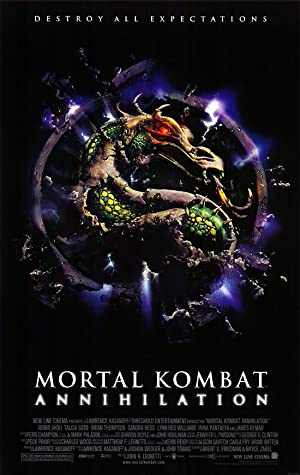 Mortal Kombat: Annihilation (1997) Download on Vidmate