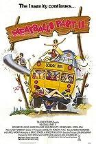 Meatballs Part II (1984) Poster