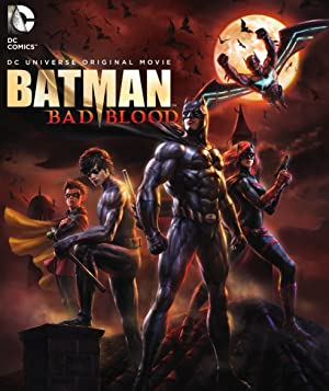 Batman: Bad Blood (2016) Download on Vidmate