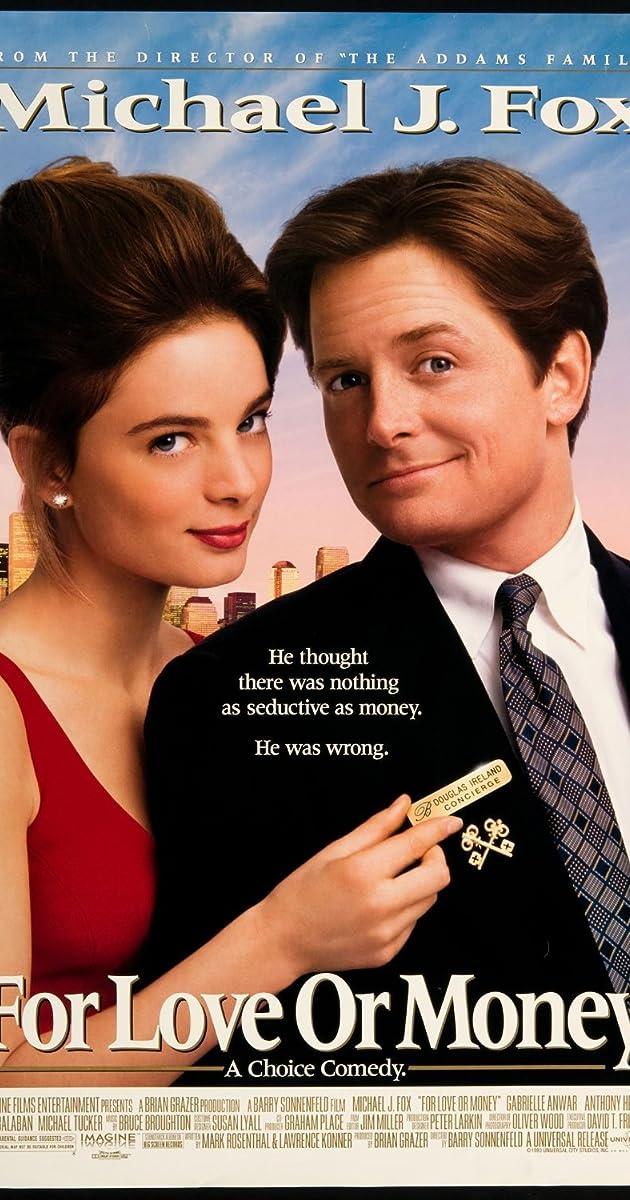 Iš meilės ar dėl pinigų / For Love or Money (1993) Online
