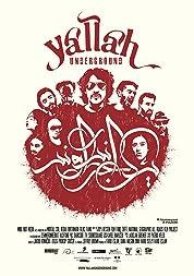 Yallah! Underground (2015) poster