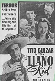 The Llano Kid Poster