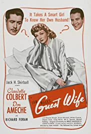 Guest Wife (1945) Poster - Movie Forum, Cast, Reviews