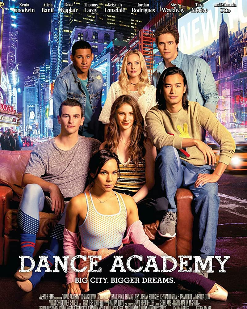 Dance Academy: The Movie film poster