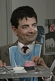 The Trouble with Mr. Bean Poster