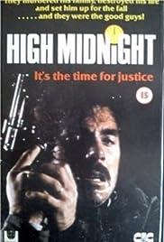 High Midnight Poster