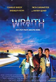The Wraith (1986) Poster - Movie Forum, Cast, Reviews