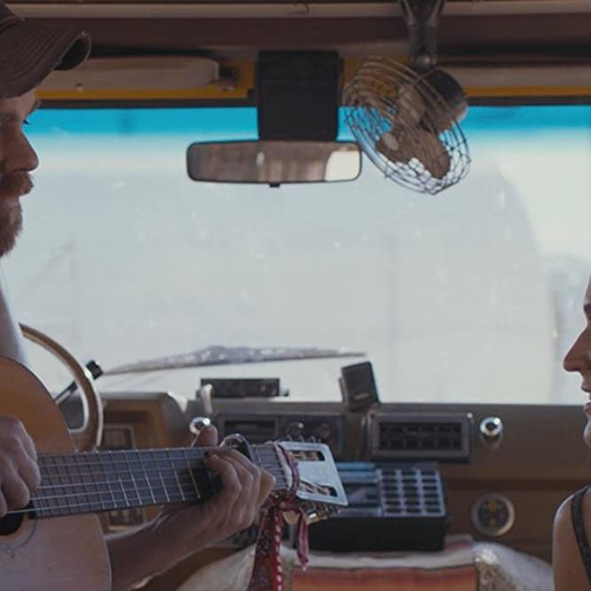 Joe Purdy and Amber Rubarth in American Folk (2017)
