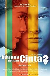 Ada Apa Dengan Cinta? 2 poster