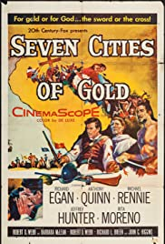 Seven Cities of Gold (1955) Poster - Movie Forum, Cast, Reviews