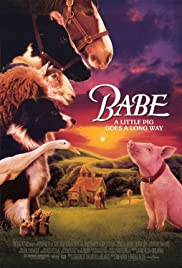 Babe (1995) Poster - Movie Forum, Cast, Reviews
