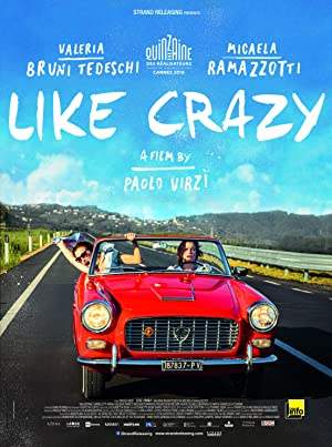 Like Crazy (2016) poster
