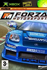Forza Motorsport (2005) Poster - Movie Forum, Cast, Reviews