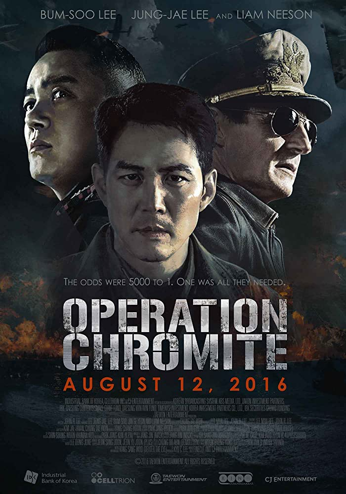 Rate This Operation Chromite 2016 1080p HEVC BluRay 600MB