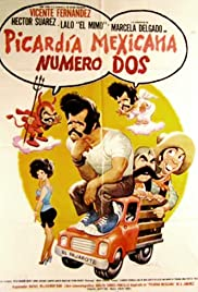 Picardia mexicana - numero dos Poster