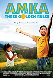 Amka and the Three Golden Rules Poster