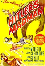 Hitler's Madman (1943) Poster - Movie Forum, Cast, Reviews