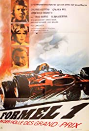 Formula 1: Nell'Inferno del Grand Prix Poster