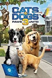 Cats & Dogs 3: Paws Unite (2020) poster