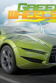 Green Wheels Poster