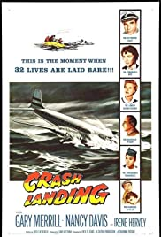 Crash Landing (1958) Poster - Movie Forum, Cast, Reviews