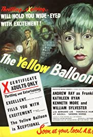The Yellow Balloon (1953) Poster - Movie Forum, Cast, Reviews
