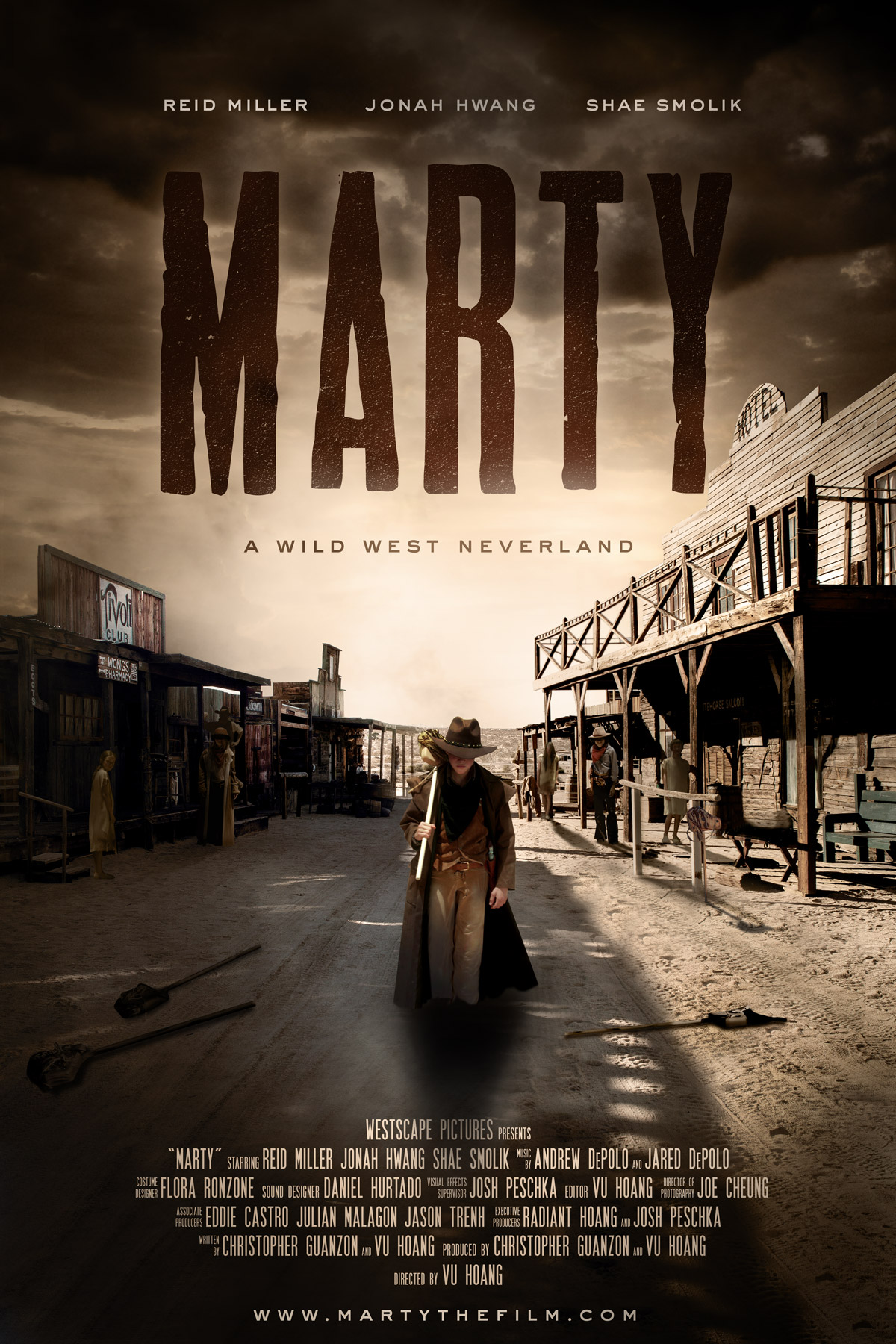 image Marty: A Wild West Neverland Watch Full Movie Free Online