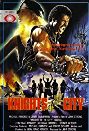 Knights of the City Poster