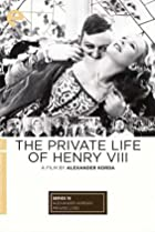 The Private Life of Henry VIII. (1933) Poster