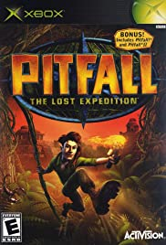 Pitfall: The Lost Expedition Poster