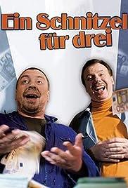 Ein Schnitzel für drei Poster