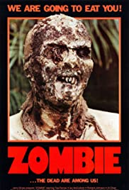 Zombie (1979) Poster - Movie Forum, Cast, Reviews