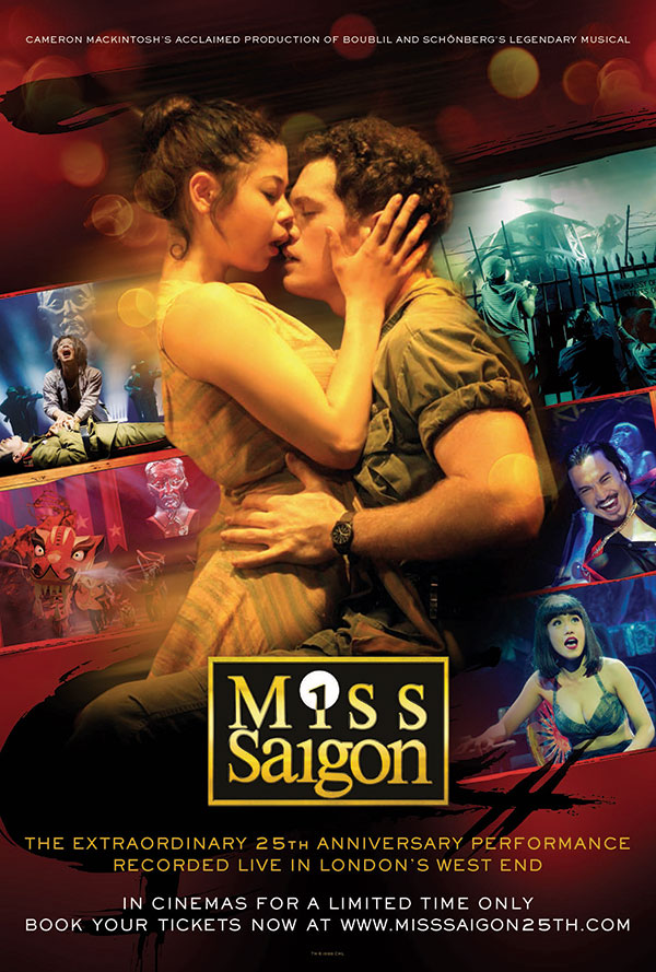 image Miss Saigon: 25th Anniversary Watch Full Movie Free Online