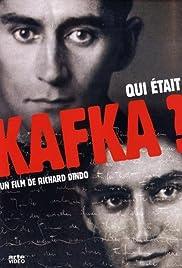 Wer war Kafka? Poster