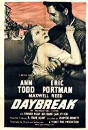 Daybreak (1948) Poster - Movie Forum, Cast, Reviews
