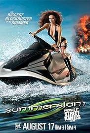 Summerslam Poster