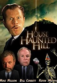 RiffTrax Live: House on Haunted Hill (2010) Poster - Movie Forum, Cast, Reviews