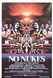 No Nukes (1980) Poster - Movie Forum, Cast, Reviews
